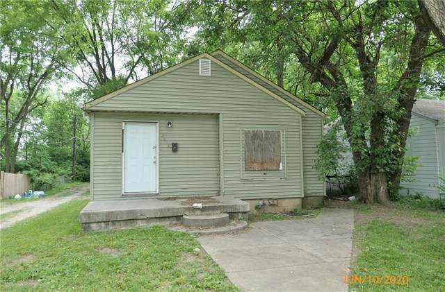 3418 Caroline Avenue, Indianapolis, IN 46218 (MLS #21743907) :: Mike Price Realty Team - RE/MAX Centerstone