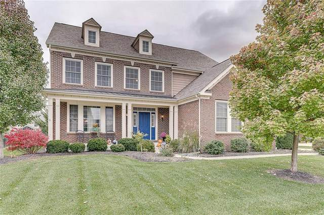 3271 Wildlife Trail, Zionsville, IN 46077 (MLS #21743909) :: The ORR Home Selling Team
