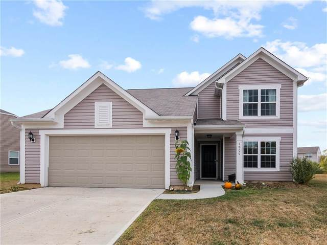 1700 Elderberry Drive, Indianapolis, IN 46234 (MLS #21743918) :: AR/haus Group Realty