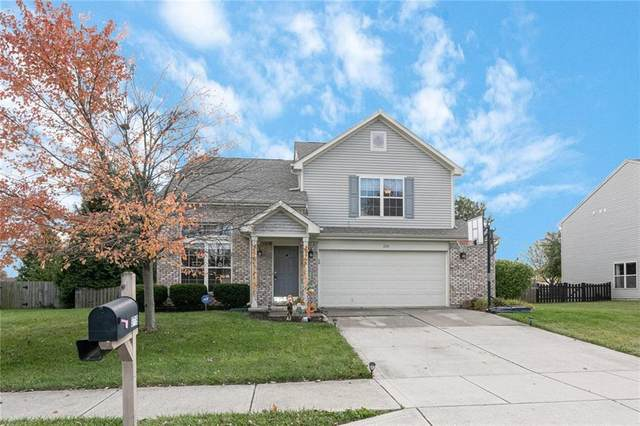 3719 Challenger Drive, Westfield, IN 46062 (MLS #21743923) :: The Evelo Team