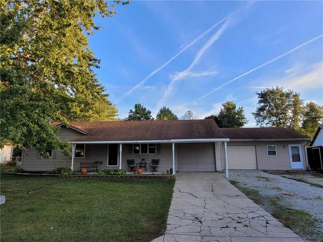 1731 E Cardinal Drive, Albany, IN 47320 (MLS #21743938) :: Mike Price Realty Team - RE/MAX Centerstone