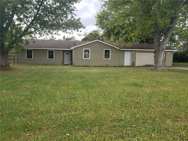 11093 N Pheasant, Fairland, IN 46126 (MLS #21743945) :: Mike Price Realty Team - RE/MAX Centerstone