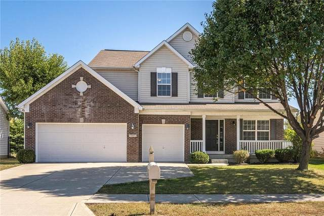 7857 Blue Jay, Zionsville, IN 46077 (MLS #21743952) :: The ORR Home Selling Team