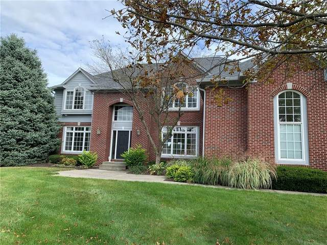 3588 Windward Way, Carmel, IN 46032 (MLS #21743958) :: RE/MAX Legacy