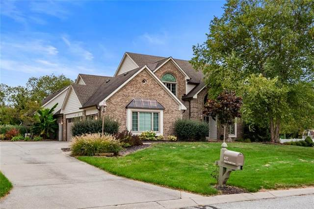 637 Silver Wraith Court, Zionsville, IN 46077 (MLS #21743971) :: Realty ONE Group Dream