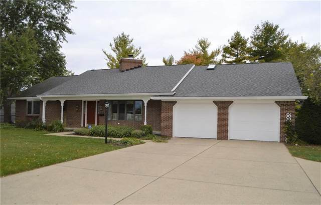 1306 Apple Street, Greenfield, IN 46140 (MLS #21744002) :: Richwine Elite Group