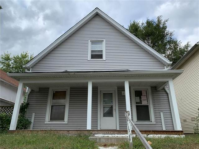 1250 W 29th Street, Indianapolis, IN 46208 (MLS #21744006) :: Heard Real Estate Team | eXp Realty, LLC