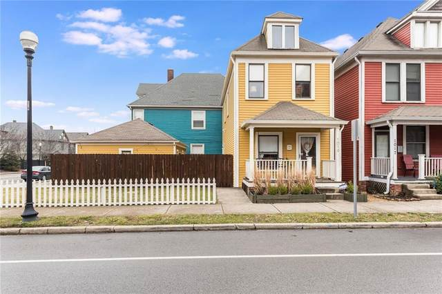 1019 Central Avenue, Indianapolis, IN 46202 (MLS #21744017) :: AR/haus Group Realty