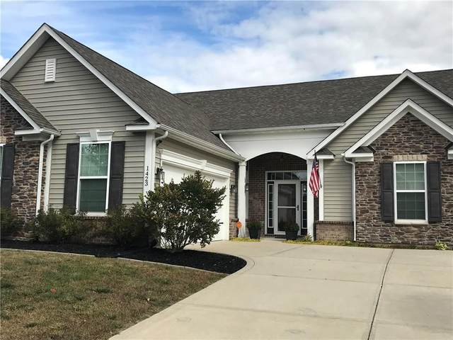 1423 Valdarno Drive, Greenwood, IN 46143 (MLS #21744019) :: AR/haus Group Realty