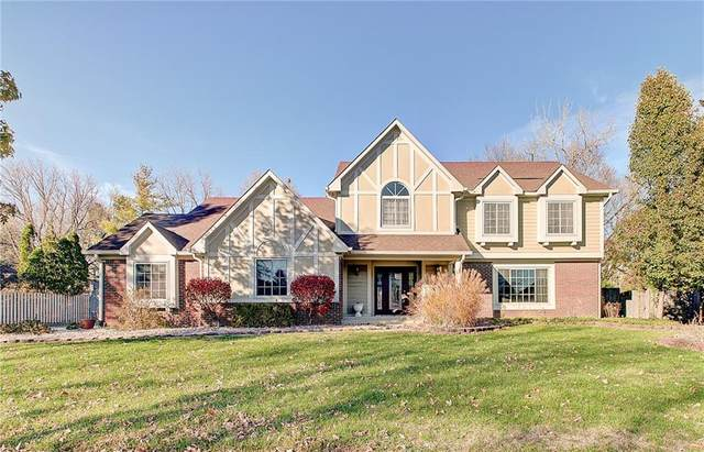 13263 Harrison Drive, Carmel, IN 46033 (MLS #21744032) :: The ORR Home Selling Team