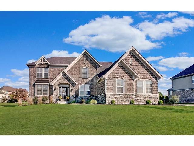 5841 Oakmont Boulevard, Bargersville, IN 46106 (MLS #21744033) :: The Indy Property Source