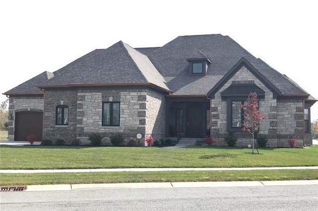 11823 West Road, Zionsville, IN 46077 (MLS #21744037) :: Richwine Elite Group
