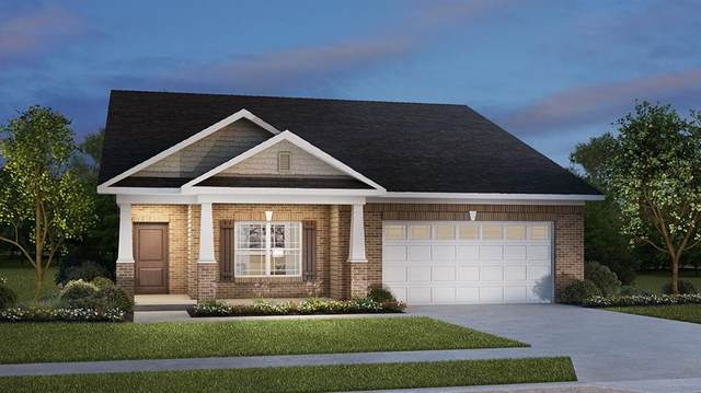 7220 Wooden Grange Drive, Indianapolis, IN 46259 (MLS #21744038) :: Richwine Elite Group