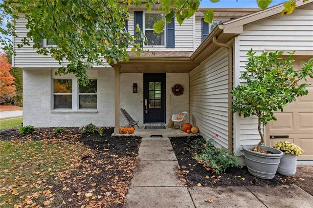 4302 Clayburn Drive, Indianapolis, IN 46268 (MLS #21744041) :: Ferris Property Group
