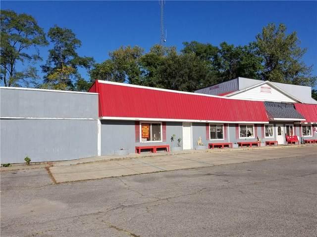 3 Jackson Street, Anderson, IN 46016 (MLS #21744042) :: Richwine Elite Group