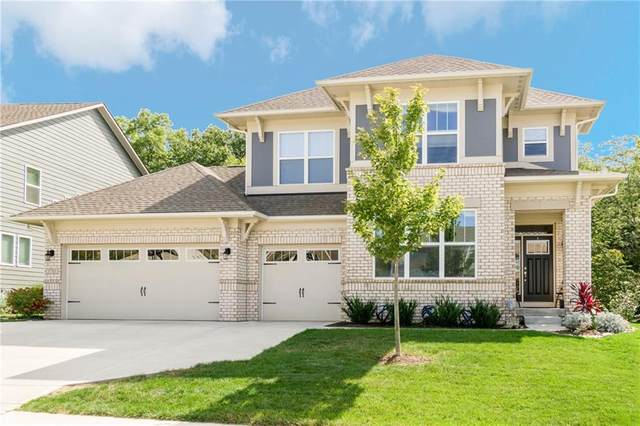 5785 Arbois Circle, Zionsville, IN 46077 (MLS #21744043) :: AR/haus Group Realty