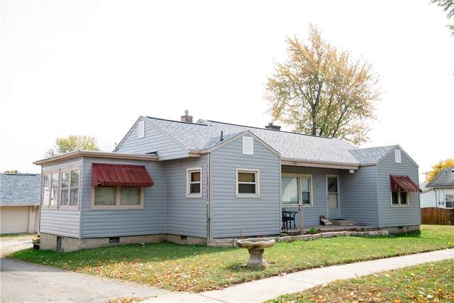 1470 S Ninth Street, Noblesville, IN 46060 (MLS #21744054) :: Mike Price Realty Team - RE/MAX Centerstone