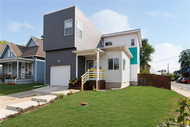 1421 Leonard Street, Indianapolis, IN 46203 (MLS #21744068) :: Richwine Elite Group