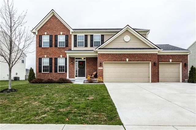 14449 Camden Lane, Carmel, IN 46074 (MLS #21744075) :: Realty ONE Group Dream