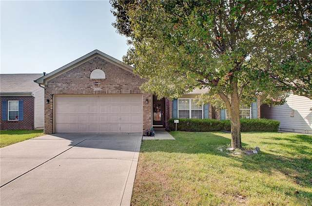 3516 Cork Bend Drive, Indianapolis, IN 46239 (MLS #21744084) :: The ORR Home Selling Team