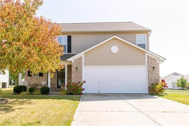 3891 White Cliff Way, Whitestown, IN 46075 (MLS #21744092) :: AR/haus Group Realty