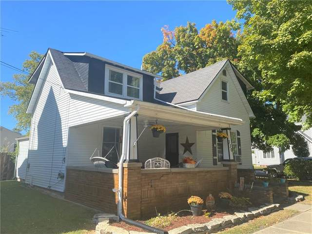 330 N East Street, Greenfield, IN 46140 (MLS #21744096) :: Heard Real Estate Team | eXp Realty, LLC