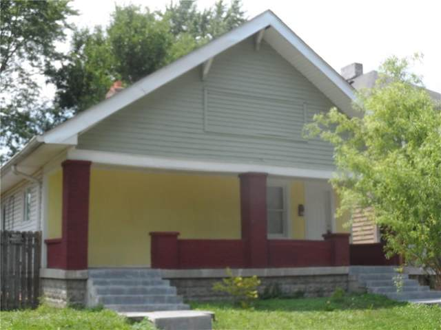 330 N Tacoma Avenue, Indianapolis, IN 46201 (MLS #21744107) :: AR/haus Group Realty