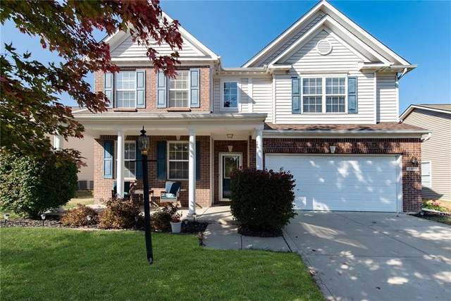 5908 Cabot Drive, Indianapolis, IN 46221 (MLS #21744119) :: The ORR Home Selling Team