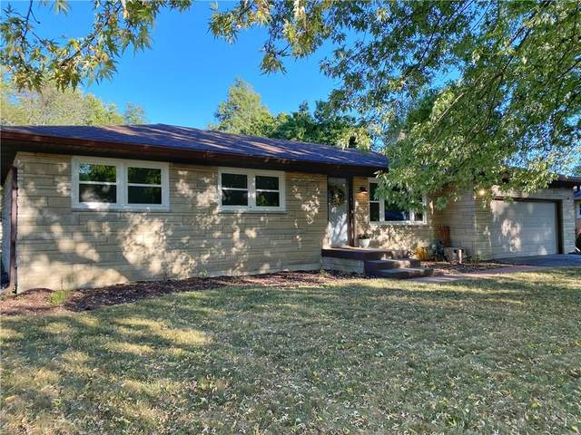 4933 Brehob Road, Indianapolis, IN 46217 (MLS #21744126) :: Mike Price Realty Team - RE/MAX Centerstone