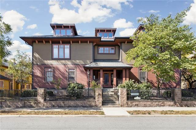 1930 N Talbott Street #5, Indianapolis, IN 46202 (MLS #21744127) :: Mike Price Realty Team - RE/MAX Centerstone