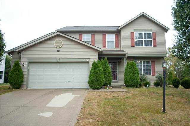6421 Kentstone Drive, Indianapolis, IN 46268 (MLS #21744134) :: Ferris Property Group