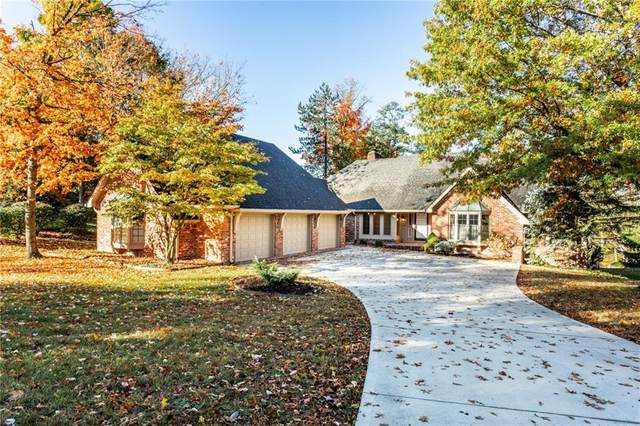 8516 Jib Court, Indianapolis, IN 46236 (MLS #21744137) :: Mike Price Realty Team - RE/MAX Centerstone