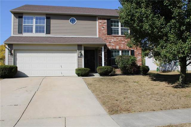2362 Seattle Slew Drive, Indianapolis, IN 46234 (MLS #21744140) :: Heard Real Estate Team | eXp Realty, LLC
