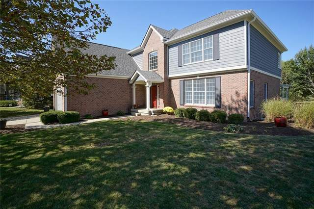 4526 Sunflower Ct, Zionsville, IN 46077 (MLS #21744143) :: Mike Price Realty Team - RE/MAX Centerstone