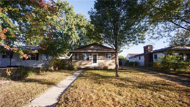 3106 E Tabor Street, Indianapolis, IN 46203 (MLS #21744171) :: Richwine Elite Group