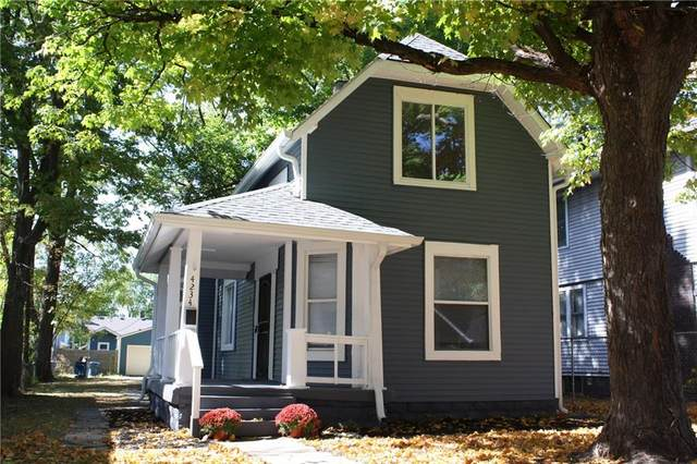 4234 Guilford Avenue, Indianapolis, IN 46205 (MLS #21744190) :: Anthony Robinson & AMR Real Estate Group LLC