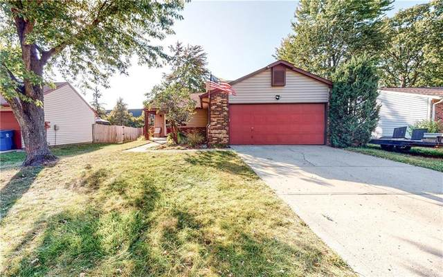 806 Prairie Depot, Indianapolis, IN 46241 (MLS #21744205) :: Mike Price Realty Team - RE/MAX Centerstone