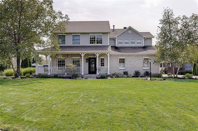 1325 Wood Valley Court, Zionsville, IN 46077 (MLS #21744211) :: Heard Real Estate Team | eXp Realty, LLC
