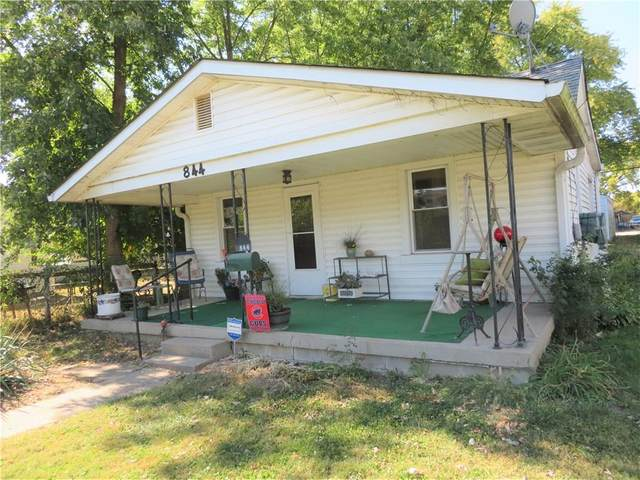 844 S Holmes Avenue, Indianapolis, IN 46221 (MLS #21744222) :: Mike Price Realty Team - RE/MAX Centerstone