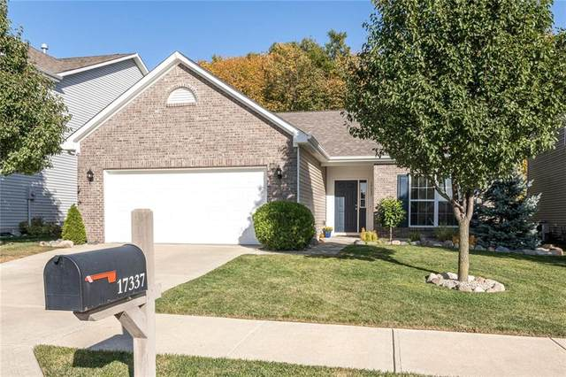 17337 Retford Drive, Westfield, IN 46074 (MLS #21744224) :: AR/haus Group Realty