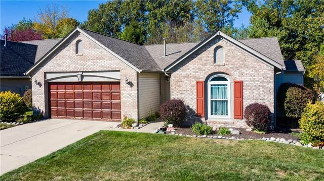 10648 Ashview Drive, Fishers, IN 46038 (MLS #21744226) :: The Indy Property Source