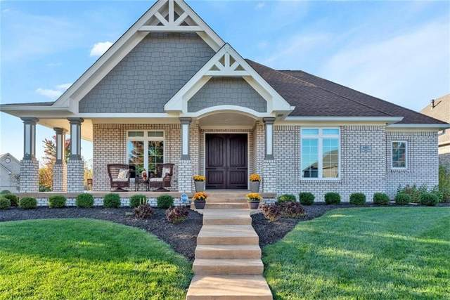 4651 Chestnut Court W, Bargersville, IN 46106 (MLS #21744228) :: The ORR Home Selling Team