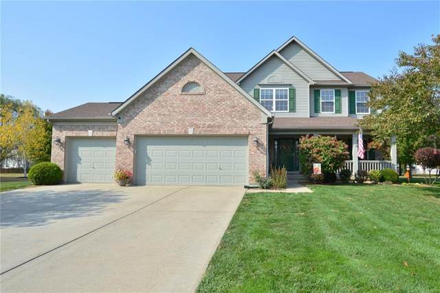 1912 Wayfield Drive, Avon, IN 46123 (MLS #21744244) :: Mike Price Realty Team - RE/MAX Centerstone