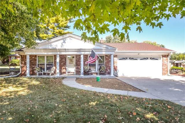 106 W Hill Valley Drive, Indianapolis, IN 46217 (MLS #21744248) :: AR/haus Group Realty