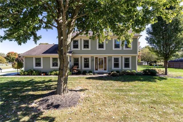 613 White Pine Drive, Noblesville, IN 46062 (MLS #21744249) :: Mike Price Realty Team - RE/MAX Centerstone
