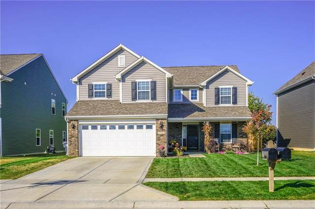 2516 Sungold Trail, Greenwood, IN 46143 (MLS #21744256) :: Mike Price Realty Team - RE/MAX Centerstone