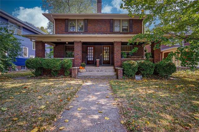 4233 Broadway Street, Indianapolis, IN 46205 (MLS #21744257) :: Richwine Elite Group