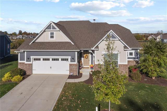10263 Dressage Court, Fishers, IN 46040 (MLS #21744258) :: AR/haus Group Realty