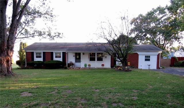 2161 Northgate Drive, Columbus, IN 47201 (MLS #21744270) :: Mike Price Realty Team - RE/MAX Centerstone