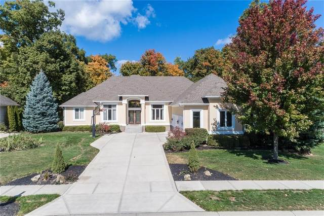 11110 Ravenna Way, Indianapolis, IN 46236 (MLS #21744279) :: The ORR Home Selling Team
